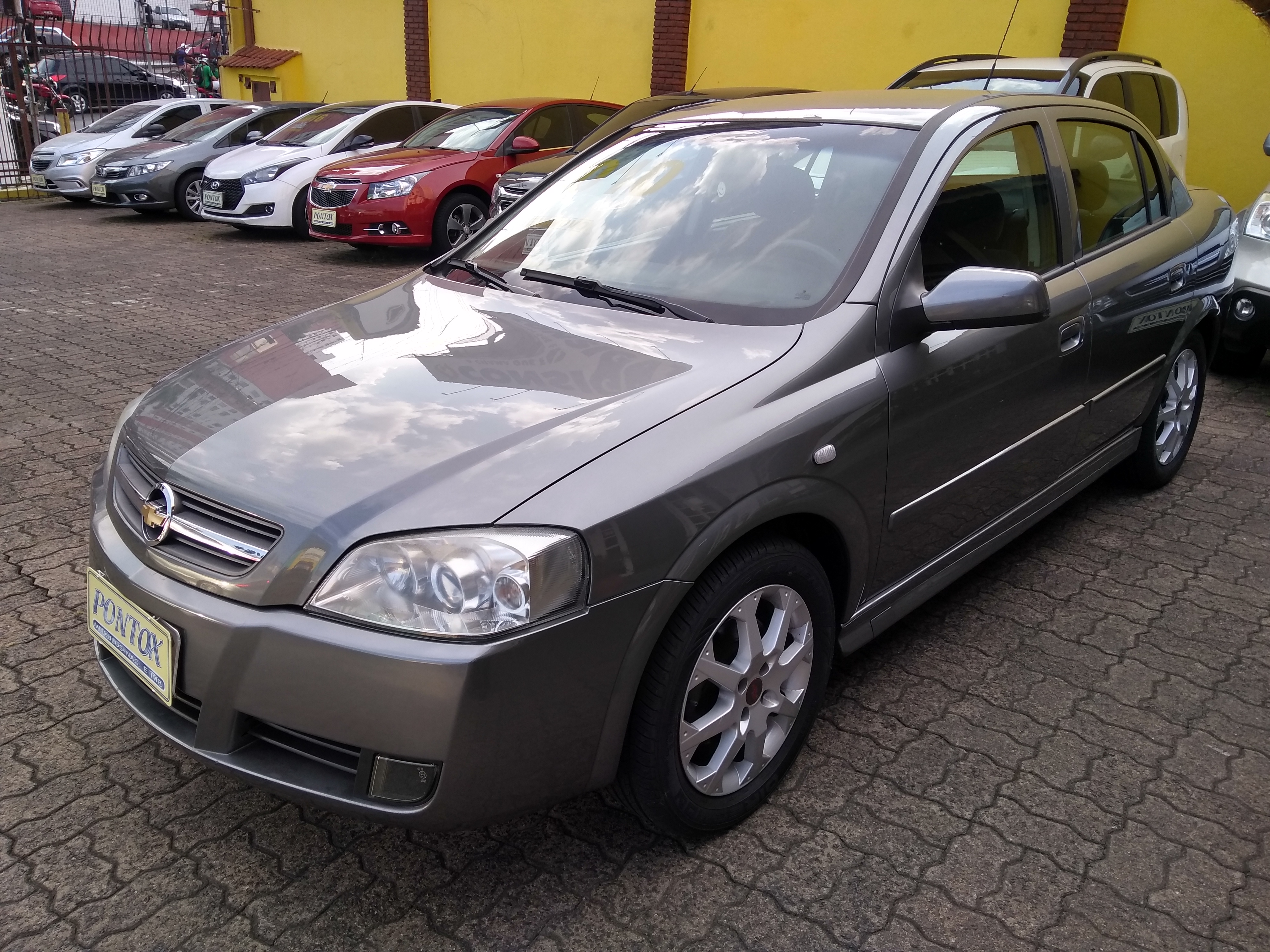 ASTRA 2.0  SEDAN 2010 , SUPER NOVO , CAMBIO MANUAL , BAIXA QUILOMETRAGEM