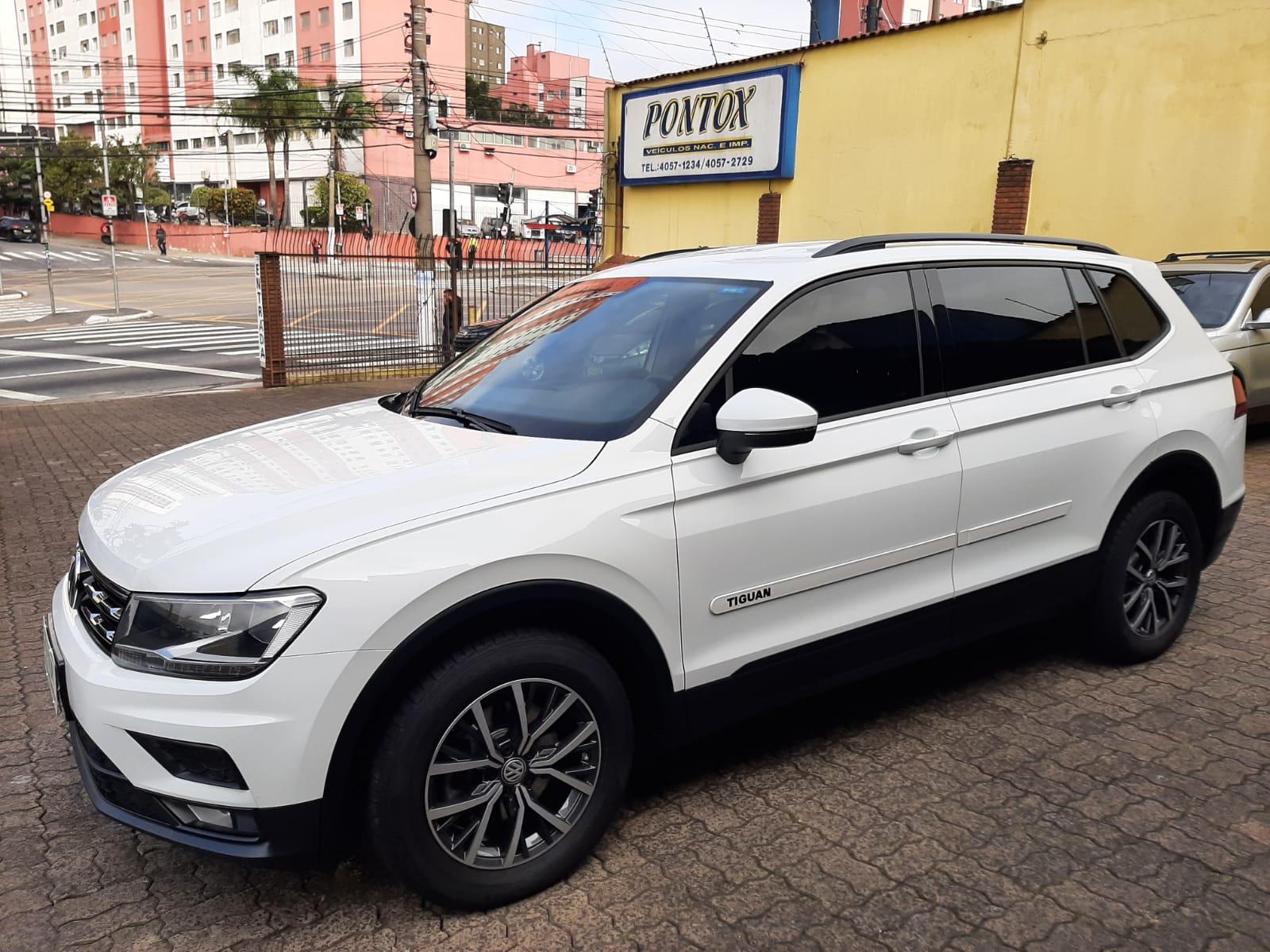 VW TIGUAN ALLSPACE 1.4 TSI AUTOMATICA , 2018/2018 , BAIXA KM , TODA ORIGINAL